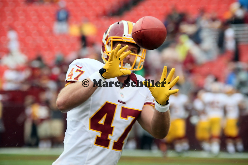 TE Chris Cooley (Redskins) faengt den Pass