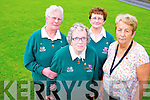 Philomena Cronin, Pauline Fleming, Kathleen O'Leary and Nancy Hegarty, Killarney branch of Active Retired Ireland, whose funding is under threat, ..............................................................................