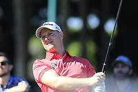 Richard McEvoy (ENG) tees off the 11th tee during Thursday's Round 1 of the 2018 Turkish Airlines Open hosted by Regnum Carya Golf &amp; Spa Resort, Antalya, Turkey. 1st November 2018.<br /> Picture: Eoin Clarke | Golffile<br /> <br /> <br /> All photos usage must carry mandatory copyright credit (&copy; Golffile | Eoin Clarke)