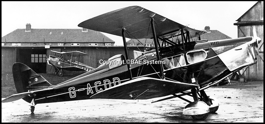 BNPS.co.uk (01202 558833)<br /> Pic: BAE Systems<br /> <br /> Edward Prince of Wales took delivery of this DH.83 Fox Moth in 1932.<br /> <br /> A new book gives an intimate look behind the scenes of the Royal Flight and also the flying Royals.<br /> <br /> Starting in 1917 the book charts in pictures the 100 year evolution of first the King's Flight and then later the Queen's Flight as well as the Royal families passion for aviation.<br /> <br /> Author Keith Wilson has had unprecedented access to the Queen's Flight Archives to provide a fascinating insight into both Royal and aeronautical history.