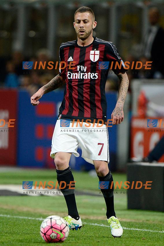 Jeremy Menez Milan<br /> Milano 21-04-2016 Stadio Giuseppe Meazza - Football Calcio Serie A Milan - Carpi. Foto Giuseppe Celeste / Insidefoto
