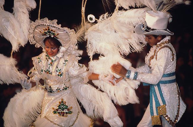 Mardi Gras Carnival, Corrientes, Argentina