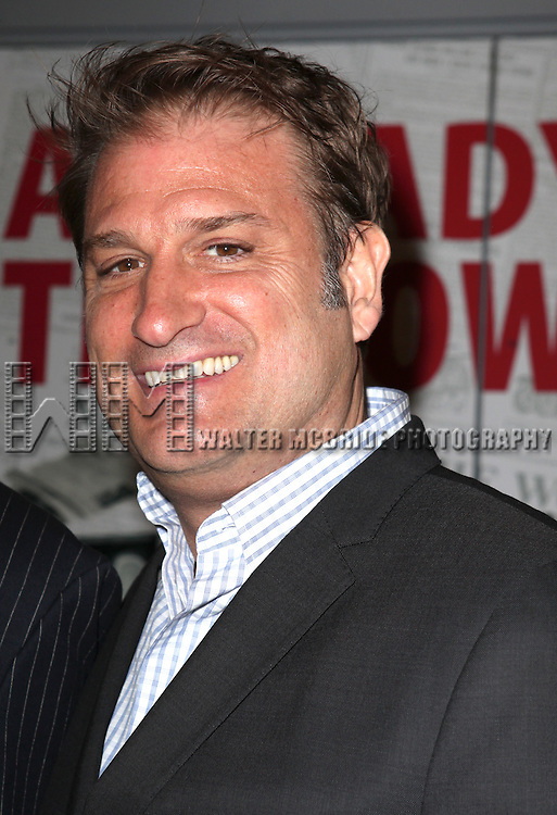 Jeff Calhoun.attending the Broadway Opening Night Performance of.'Newsies - The Musical' at the Nederlander Theatre in NewYork City on 3/29/2012 © Walter McBride / WM Photography
