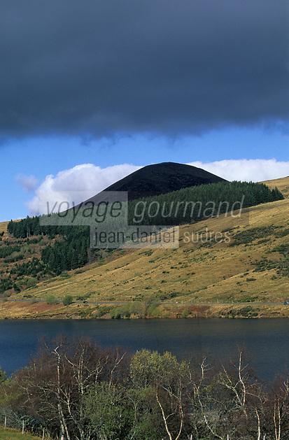 Europe/France/Auvergne/63/Puy-de-Dôme/Parc Naturel Régional des Volcans/Les Monts Dores: Le lac Guery