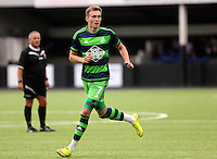 Pictured: Ryan Hedges Saturday 11 July 2015<br />
