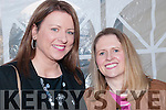 """Stars In Their Eyes: Attending the  """"Stars in Their Eyes"""" event at Asdee Community Centre on Friday nigh last were Paula Galvin & Aisling Stack."""