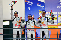 #23 PANIS BARTHEZ COMPETITION (FRA) LIGIER JSP217 GIBSON LMP2 TIMOTHE BURET (FRA) JULIEN CANAL (FRA) WILLIAM STEVENS (GBR) SECOND OVERALL