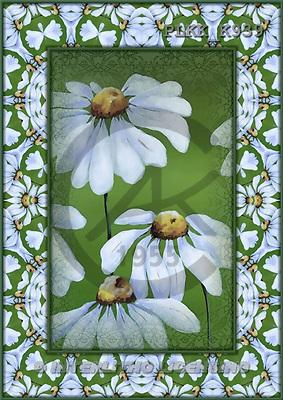 Kris, FLOWERS, paintings, PLKKK939,#F# Blumen, flores, illustrations, pinturas ,everyday