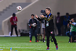 Bahrain Head Coach Miroslav Soukup throws the ball back during the AFC Asian Cup UAE 2019 Group A match between India (IND) and Bahrain (BHR) at Sharjah Stadium on 14 January 2019 in Sharjah, United Arab Emirates. Photo by Marcio Rodrigo Machado / Power Sport Images