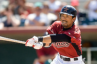 Matsui, Kaz 6795.jpg. Spring Training. Cincinnati Reds at Houston Astros. Spring Training Game. Friday March 20th, 2009 in Kissimmee., Florida. Photo by Andrew Woolley.