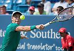 Borna Coric (CRO) defeated Rafael Nadal (ESP) 6-1, 6-3
