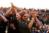 20 000 scouter samlades pa? onsdagskva?llen fo?r att se en show pa? Jiingijamborii. 2007-07-18. Foto: Magnus Fro?derberg