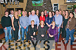30th Birthday : Audrey Galvin, Irremore Listowel, in red, enjoying her 30th birthday party with family & friends at McCarthy's Bar in Finuge on Friday night last,.