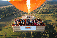 20150621 June 21 Hot Air Balloon Gold Coast
