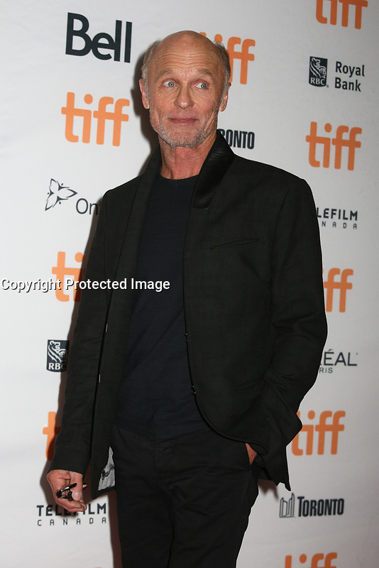 ED HARRIS - RED CARPET OF THE FILM 'MOTHER!' - 42ND TORONTO INTERNATIONAL FILM FESTIVAL 2017. TORONTO, CANADA, 10/09/2017. # FESTIVAL DU FILM DE TORONTO - RED CARPET 'MOTHER!'
