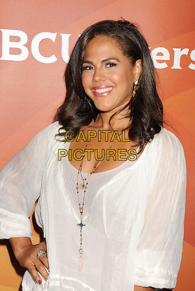 BEVERLY HILLS, CA- JULY 13: Actress Leonora Crichlow attends the 2014 Television Critics Association Summer Press Tour - NBCUniversal - Day 1 held at the Beverly Hilton Hotel on July 13, 2014 in Beverly Hills, California.<br /> CAP/ROT/TM<br /> &copy;Tony Michaels/Roth Stock/Capital Pictures