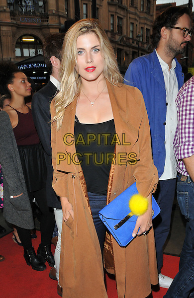 LONDON, ENGLAND - JULY 13: Ashley James attends the &quot;The Mentalists&quot; press night, Wyndham's Theatre, Charing Cross Rd., on Monday July 13, 2015 in London, England, UK.                                                                                                                                                                                                                                                                                                                                                                                                                                                                                                                                                                                                                                                                                                                                                                                                                                                                                                                                                                                                                                                                                                                                                                                                     <br /> CAP/CAN<br /> &copy;Can Nguyen/Capital Pictures