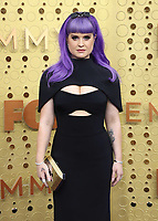 LOS ANGELES - SEPTEMBER 22:  Kelly Osbourne at the 71st Primetime Emmy Awards at the Microsoft Theatre on September 22, 2019 in Los Angeles, California. (Photo by Xavier Collin/Fox/PictureGroup)