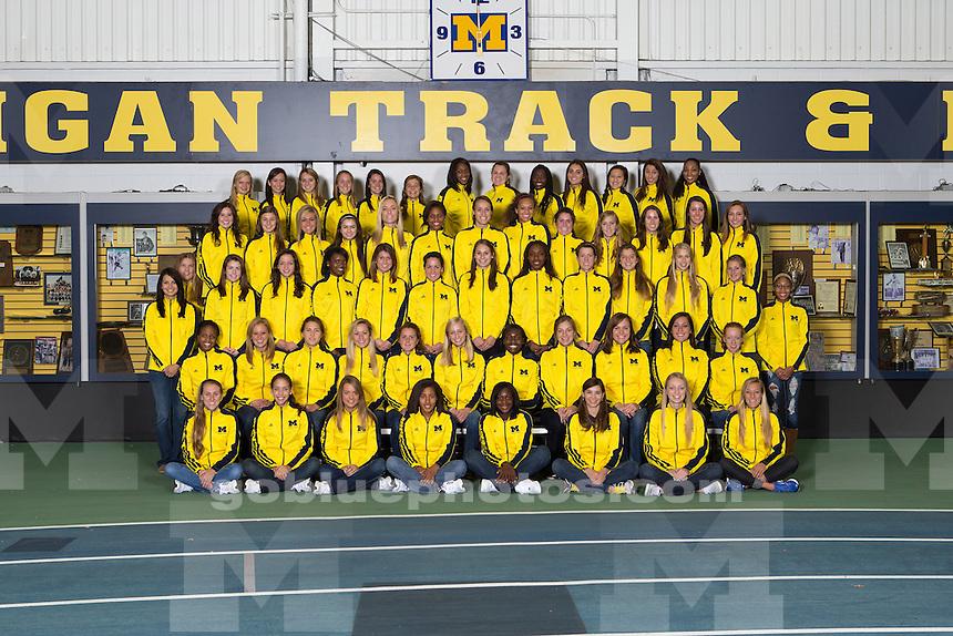 2013 Women's Track & Field