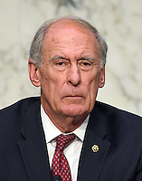 United States Senator Dan Coats (Republican of Indiana), Chairman, US Congress Joint Economic Committee, listens as Janet L. Yellen, Chair, Board of Governors of the Federal Reserve System testifies before the  committee on &quot;The Economic Outlook&quot; in Washington, DC on Thursday, November 17, 2016.  In her prepared remarks Yellen stated &quot;With regard to the outlook, I expect economic growth to continue at a moderate pace sufficient to generate some further strengthening in labor market conditions and a return of inflation to the Committee&rsquo;s 2 percent objective over the next couple of years.&quot;<br />