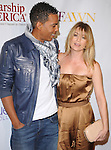 Ellen Pompeo and husband at The 2nd annual Mary J. Blige Honors Concert to benefit FFAWN's Scholarship Fund held at Hammerstein Ballroom in NY, California on May 01,2011                                                                               © 2011 Hollywood Press Agency