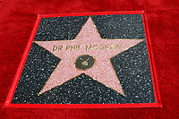 LOS ANGELES - FEB 21:  Dr Phil McGraw WOF Star at the Dr Phil Mc Graw Star Ceremony on the Hollywood Walk of Fame on February 21, 2019 in Los Angeles, CA