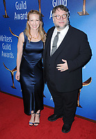 11 February 2018 - Beverly Hills, California - Vanessa Taylor, Guillermo Del Toro. 2018 Writer's Guild Awards held at The Beverly Hilton Hotel. <br /> CAP/ADM/BT<br /> &copy;BT/ADM/Capital Pictures