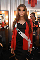 BANGKOK, THAILAND - DECEMBER 16: 2018 MISS UNIVERSE: Miss Russia Yulia Polyachikhina during rehearsals for the 2018 MISS UNIVERSE competition at the Impact Arena in Bangkok, Thailand on December 16, 2018. Miss Universe will air live on Sunday, Dec. 16 (7:00-10:00 PM ET live/PT tape-delayed) on FOX.  (Photo by Frank Micelotta/FOX/PictureGroup)