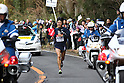 Ryuji Kashiwabara (Toyo-Univ), JANUARY 2, 2012 - Athletics : .The 88th Hakone Ekiden Race 5th Section .in Kanagawa, Japan. (Photo by YUTAKA/AFLO SPORT)