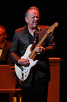 FORT LAUDERDALE FL - APRIL 08: Jimmie Vaughan performs at The Broward Center on April 8, 2018 in Fort Lauderdale, Florida. <br /> CAP/MPI04<br /> &copy;MPI04/Capital Pictures