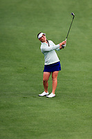 Haylee Harford (USA) during the final  round at the Augusta National Womans Amateur 2019, Augusta National, Augusta, Georgia, USA. 06/04/2019.<br /> Picture Fran Caffrey / Golffile.ie<br /> <br /> All photo usage must carry mandatory copyright credit (&copy; Golffile | Fran Caffrey)