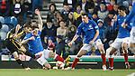 Ross Gray scores for Berwick Rangers