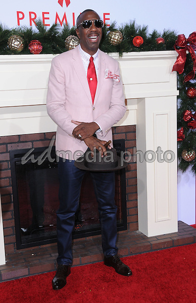 "03 November 2016 - Westwood, California. J.B. Smoove. Premiere Of Universal's ""Almost Christmas"" held at Regency Village Theatre. Photo Credit: Birdie Thompson/AdMedia"