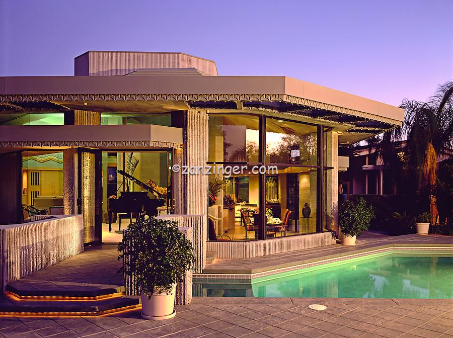 JW Marriott Desert Springs Resort, Frank Lloyd Wright, Condominium  Pud, Palm Desert, California High dynamic range imaging (HDRI or HDR) .jpg