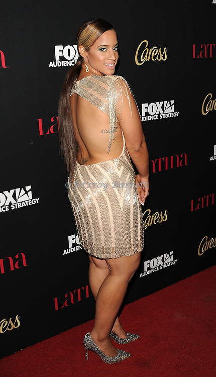 Dascha Polanco arriving at the Latina Magazine Host Hollywood Hot List Party held at  The Sunset Tower Hotel Los Angeles, CA. October 2, 2014.