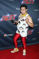 """LOS ANGELES - AUG 27:  Gonzo at the """"America's Got Talent"""" Season 14 Live Show Red Carpet at the Dolby Theater on August 27, 2019 in Los Angeles, CA"""