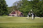 WINTERSWIJK -  Hole 4 Golf & Country Club Winterswijk, golfbaan De Voortwisch.     COPYRIGHT  KOEN SUYK