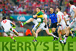 Donnchadh Walsh, Kerry in Action Against  Tyrone in the All Ireland Semi Final at Croke Park on Sunday.