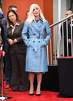 07 January 2019 - Hollywood, California - Lady Gaga  . Sam Elliott Hand And Footprint Ceremony held at TCL Chinese Theatre. <br /> CAP/ADM/BT<br /> &copy;BT/ADM/Capital Pictures