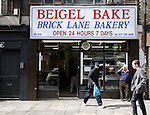 Beigel Bake bakery Brick Lane London England