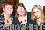 WONDERFUL: Having a wonderful Women's Christmas in The Imperial Hotel on Sunday night were l-r: Jacqueline Dempsey, Karen Lonergan and Caroline Tarmey, all Rathoonane.   Copyright Kerry's Eye 2008