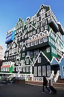 Inntel hotel in het centrum van Zaandam