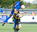 08/05/2010   Copyright  Pic : James Stewart.sct_js002_alloa_v_cowdenbeath  .::  JOE MBU GETS ABOVE DAVID GORMLEY   ::  .James Stewart Photography 19 Carronlea Drive, Falkirk. FK2 8DN      Vat Reg No. 607 6932 25.Telephone      : +44 (0)1324 570291 .Mobile              : +44 (0)7721 416997.E-mail  :  jim@jspa.co.uk.If you require further information then contact Jim Stewart on any of the numbers above.........