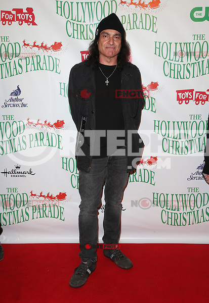 HOLLYWOOD, CA - NOVEMBER 26: Vinny Appice, at 86th Annual Hollywood Christmas Parade at Hollywood Blvd in Hollywood, California on November 26, 2017. Credit: Faye Sadou/MediaPunch /NortePhoto NORTEPHOTOMEXICO