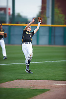 Sage Pera (12) of Mission College Prep High School in Templeton, California during the Under Armour All-American Pre-Season Tournament presented by Baseball Factory on January 14, 2017 at Sloan Park in Mesa, Arizona.  (Zac Lucy/MJP/Four Seam Images)
