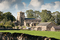 Church of St Andrew, Slaidburn, Lancashire.