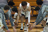 Clarkston at Rochester Adams, Boys Varsity Basketball, 2/12/15