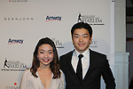 Maia and Alex Shibutani - 2016 World Silver Medalists/ 2016 National Champions - The 11th Annual Skating with the Stars Gala - a benefit gala for Figure Skating in Harlem on April 11, 2016 on Park Avenue in New York City, New York with many Olympic Skaters and Celebrities. (Photo by Sue Coflin/Max Photos)