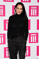 LONDON, UK. January 24, 2019: Sian Clifford at the &quot;Fleabag&quot; season 2 screening, at the BFI South Bank, London.<br /> Picture: Steve Vas/Featureflash