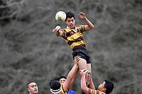 20180906 Hurricanes U15 Rugby - Porirua College v Hato Paora College